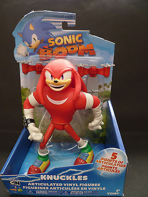 "Sonic Boom: Knuckles 7"" Figure - Sega TOMY (Sonic the Hedgehog)"