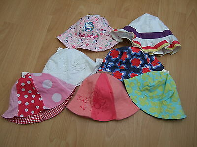 Next M&S Hello Kitty baby girls Sunhat size 3-6 6-12 18 months 1-2 3 years NEW