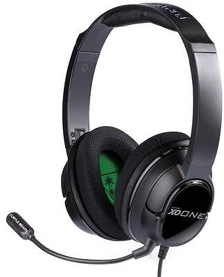 Turtle Beach Ear Force XO One Gaming Headset - Grade A- (Audio Controller Not