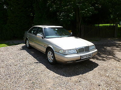 Superb 1998 Rover 825  saloon very low mileage