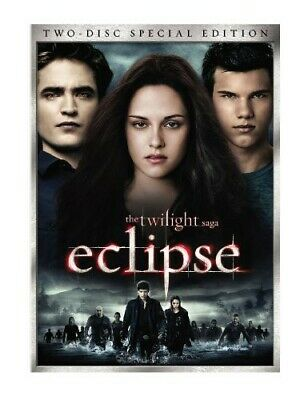 The Twilight Saga: Eclipse (Two-Disc Spe DVD