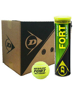 Palline Da Tennis Dunlop Fort All Court Tournament Select (Cartone Da 18 Tubi)