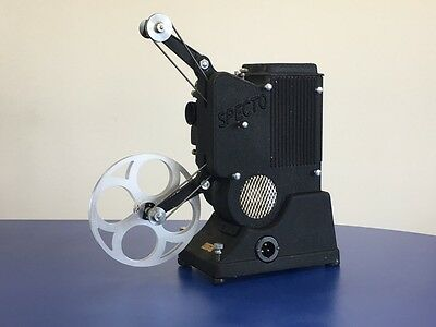 Specto 9.5mm Cine Film Projector - Serviced & Working