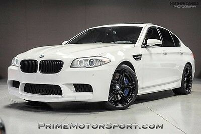2013 Bmw M5  2013 Bmw M5 Executive Bang & Olufsen Sound Drivers Asst More Clean