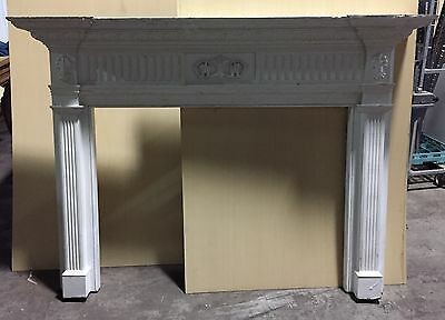"Vintage Fireplace Mantel  ""m526"""