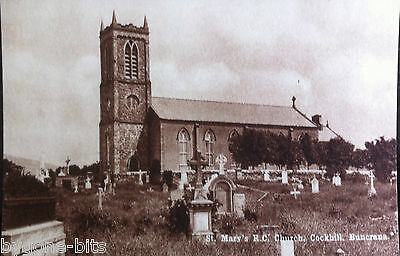 Co Donegal Postcards Ireland Collection for Resellers 36 Cards from 1920's PK 20