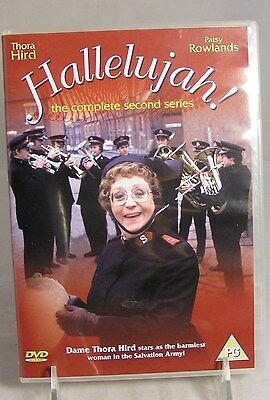 "Salvation Army - CD DVD-  IN BOX - ""HALLELUJAH- DAME THORA HIRD"