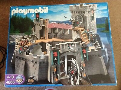 Playmobil 4866 Falcon Knight Castle - Boxed - Instructions