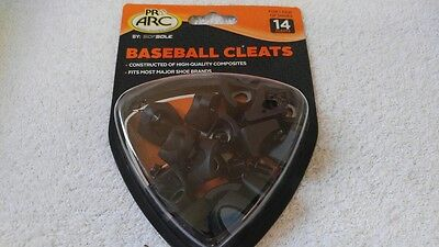 Sofsole PRO ARC Plastic Replacement Baseball Cleats NEW IN PACKAGE