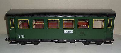 Lgb 3062 Passenger Car G-Gauge
