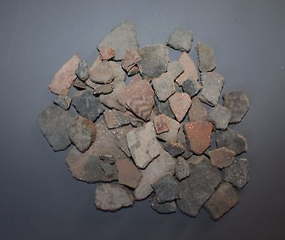 1000 Year Old Hohokam Indian Pottery Shards Found at Kyrene Power Plant Dig
