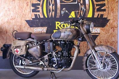 2016 Royal Enfield 500 Classic Efi Dispatch Many Extras