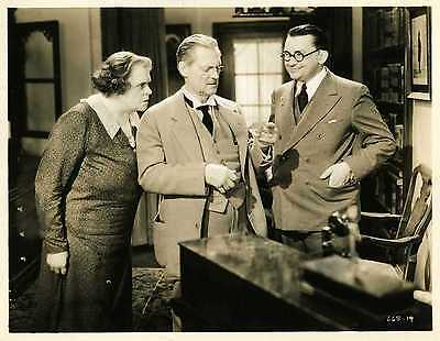 Christopher Bean 1933 Original Photo Lionel Barrymore Marie Dressler
