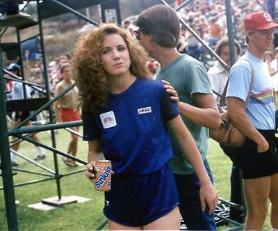 MELISSA GILBERT at BATTLE OF THE NETWORK STARS     8X10 PHOTO img189