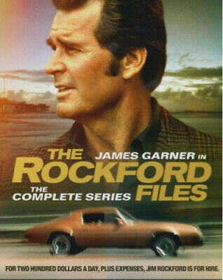 Rockford Files: Complete Series DVD 683904111753