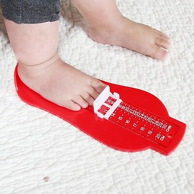 Baby Children Kids Shoes Foot Measure Tool Device Footer Gauge Shoes Size Ruler