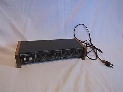 VINTAGE AUDIO CONTROL EQUALIZER MODEL 520 Series A UNTESTED (1A1)