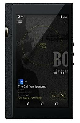 ONKYO Hi-Res Digital Audio Player DP-X1A(B)【Domestic Genuine】from japan F/S