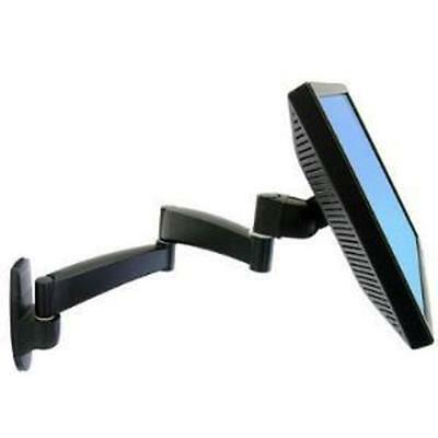 Ergotron 200 Series Wall Mount Arm 2 Extensions In