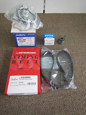 JDM AFTERMARKET TIMING BELT KIT 3pc for SUZUKI CAPPUCCINO EA11R USA IMPORTS DOT