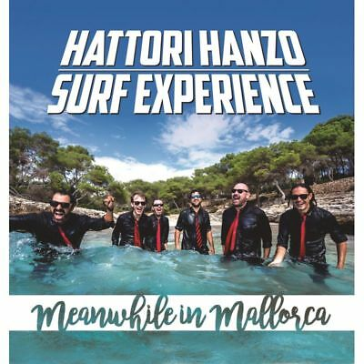 LP - Hattori Hanzo Surf Experience - Meanwhile in Mallorca - Surf, Rock & Roll