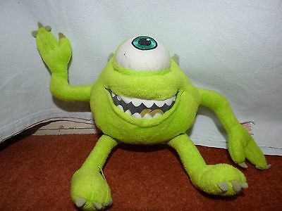 Mike Wazowski Soft Plush toy from Monsters Inc / University