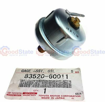 GENUINE Toyota Landcruiser FZJ75 HZJ70 HZJ75 Engine Oil Pressure Gauge Sender