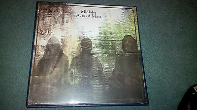 "Midlake - Acts Of Man / Rulers Ruling All Things 12"" Single New / Sealed"