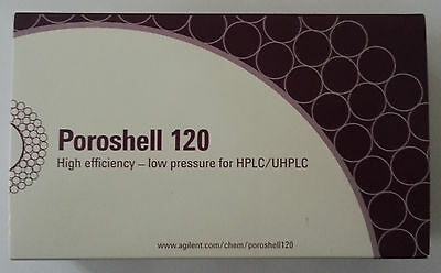 Agilent Poroshell 120 EC-C18 4,6 x 50mm 2.7-Micron HPLC Column *new and sealed*