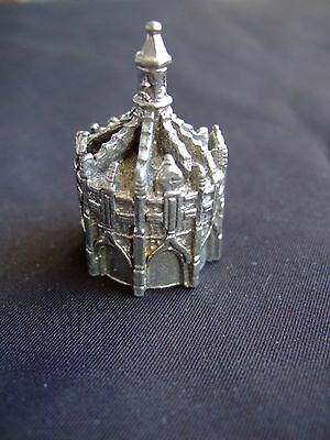 Vintage Cathedral Sewing Thimble - Collectable