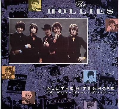 Hollies ~ All The Hits & More...definitive Collection ~ 1988 Uk 36-Track 2Lp Set