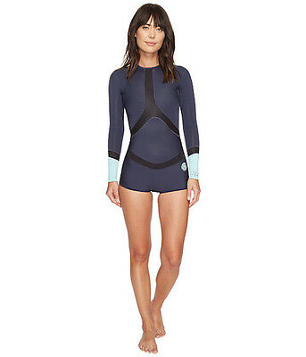 Rip Curl Madi Long Sleeve Boyleg Spring Suit size 4 new with tags