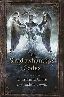 The Shadowhunters Codex  Mortal Instruments * Brand New * Fast Delivery