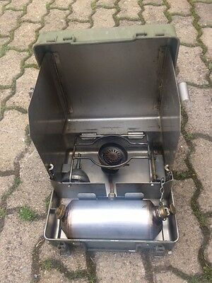 EX MOD UK British Army Field Cooker No.12 lightly used Land Rover Cooking Stove