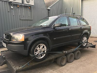 Volvo Xc90 2.4 D5 Manual Breaking For Spares