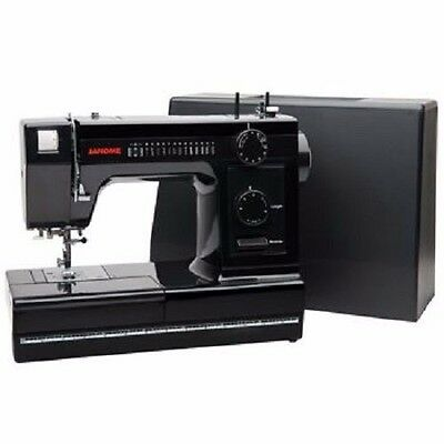 Janome HD1000 Black Edition Commercial-Grade Sewing Machine **Open Box**