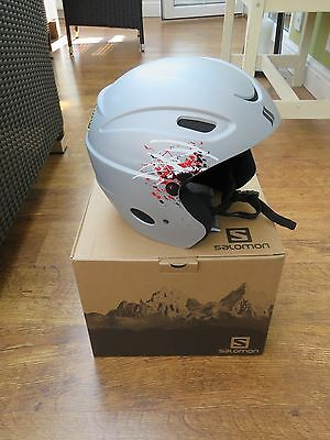 Kids Ski Helmet by 'Serious' in grey - Size S/ M 54-58cm