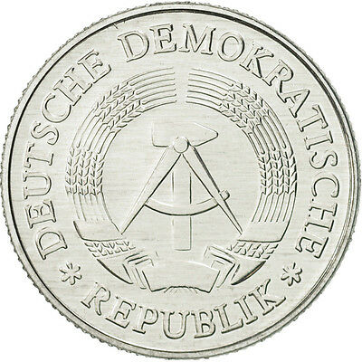 [#464182] GERMAN-DEMOCRATIC REPUBLIC, 2 Mark, 1981, Berlin, STGL, Aluminium