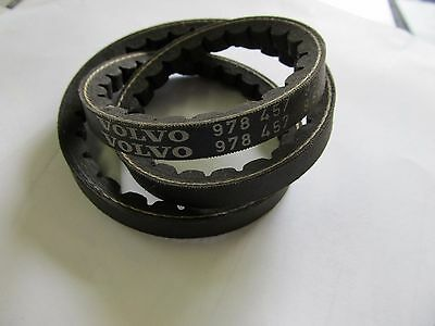 New NOS OEM Genuine Volvo Penta Marine Parts V Belt 978457 was 3857015, 951681