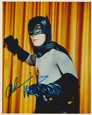 A Great Variety Of Goods Photographs Adam West Signed In Person At Our Hollywoodshow April 28th 2017 8x10 Batman!!