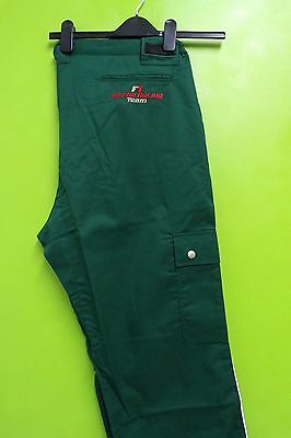Honda Racing F1 Team Issue Trousers Cargo Pants Mens
