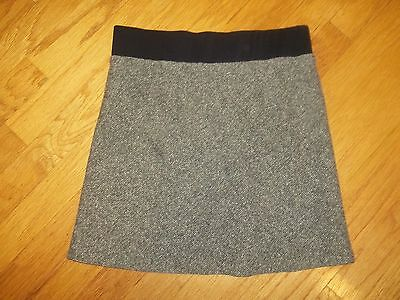 Duo Maternity size large tweed lined career skirt