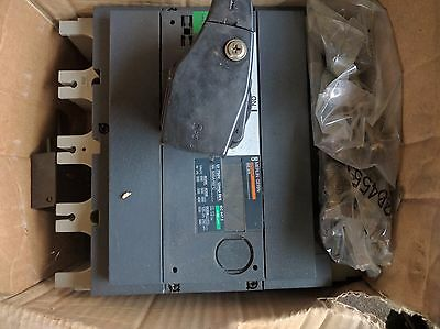 Merlin Gerin Interpact INS 500 LV switch-disconnector Ui750V Uimp 8kV IEC 947.3