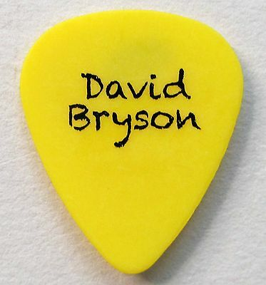 COUNTING CROWS David Bryson Guitar Pick