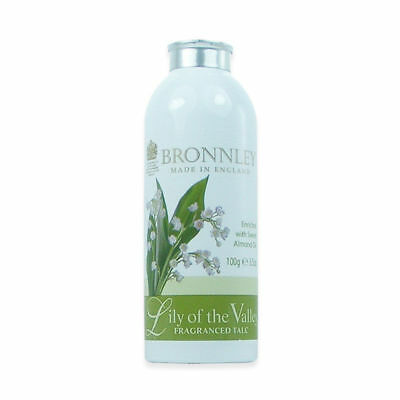 "Bronnley Talkumpuder ""Lily of the Valley"" 100g"