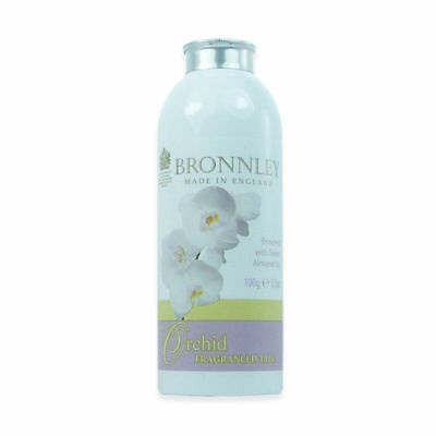 "Bronnley Talkumpuder ""Orchid"" 100g"