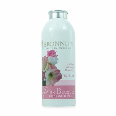 "Bronnley Talkumpuder ""Pink Bouquet"" 100g"