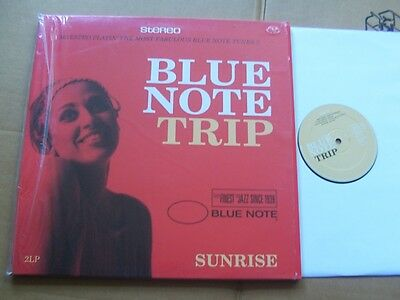 BLUE NOTE TRIP,SUNRISE dlp vg+vg+//m(-) blue note rec. 724359361918 E.U. 2003