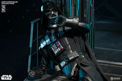 "Sideshow Star Wars - Darth Vader Deluxe Exclusive 12"" Sixth Scale Figure"