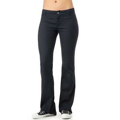 New Dickies Girls Navy Pants N882 The Worker Nwt With Tags  Womens Pocket